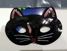Halloween Cat Mask fancy dress kids