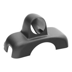"Auto Meter Gauge Pod 20016; Dual 2-1/16"" Black Steering Column for Acura RSX"