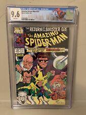 The Amazing Spider-Man #337 CGC 9.6 Limited NY City Label Hobgoblin
