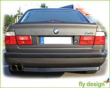 BMW E34 Autospoiler 5er M5 Autospoiler Hecklippe bodykit new heckspoiler aileron