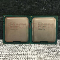 Pair of 2 Intel Xeon E5-2450 V2 CPU 2.5 GHz 8Cores 20MB LGA1356 SR1A9 Processor