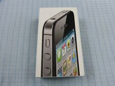 Apple Iphone 4S 16GB Schwarz! Wie neu! Ohne Simlock! TOP ZUSTAND! OVP!