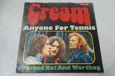 CREAM ANYONE FOR TENNIS 45 GERMAN