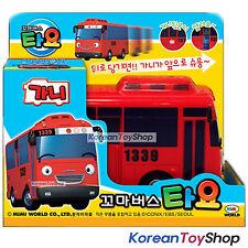 The Little Bus TAYO Main Plastic Diecast Toy Car Original Gani Model Red Bus