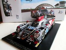 1/18 Oreca 07-Gibson #37 Chackie Chan Racing P3 24h Le Mans 2017 SPARK 18S336