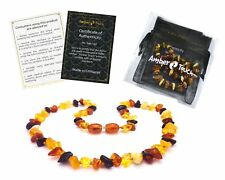 Baltic Wonder Amber Teething Necklace for Babies
