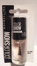 Vernis à Ongles Color Show Top Coat 649 Clear Shine Gemey Maybelline