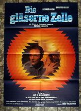 DIE GLÄSERNE ZELLE * GRIEM, FOSSEY - A1-Filmposter - Ger 1-Sheet 1978 KRIMI