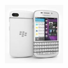 Blackberry Q10 White (Unlocked) Smartphone Qwerty Brand New Phone Only