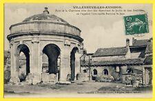 cpa 30 - VILLENEUVE Lès AVIGNON (Gard) PUITS de la CHARTREUSE Fontaine St Jean