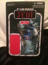 2011 SDCC STAR WARS vintage collection proof card Revenge Of Jedi R2-D2 VC25