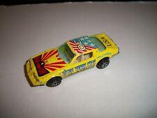 Vintage 1980s New York City NYC Souvenir Diecast Chevy Camaro z28 toy car 1/64