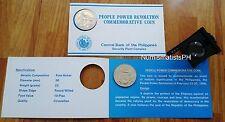 10 Piso People Power Revolution 1988 Commemorative Coin