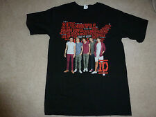 ID One Direction Band T-shirt Size 10/12 Youth