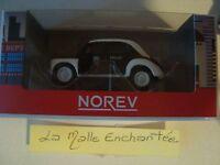 1/54 3-INCHES RENAULT 4 CV 1946 POLICE NATIONALE -NOREV RENAULT