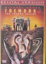TREMORS 4 - THE LEGEND BEGINS - DVD