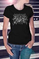 MORBID ANGEL Women T-shirt Death Metal Band Tee Shirt Deicide Entombed Obituary
