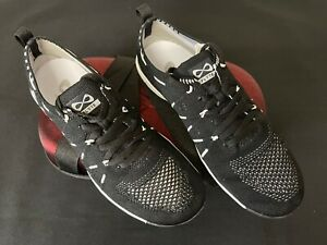 Nfinity Night Flyte Cheer shoes UK 5 (US7.5) In very good condition.