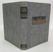 Dutch Museums(Hardback Book)R. Van Luttervelt-Thames And Hudson-UK-Acceptable