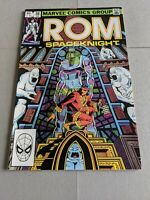 ROM #38 January 1983 Marvel Comics