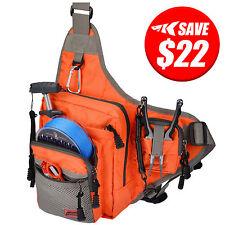 MadBite SlingBack Fishing Backpack  – Great as Messenger bag and Sling Bag