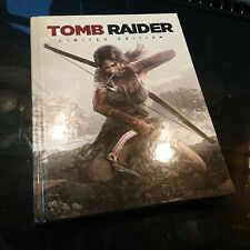Tomb Raider Limited Edition Official Strategy Guide Hardcover BradyGames