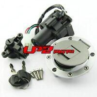 Zündschloss Tankdeckelschlüssel Set für Yamaha XJR400 XJR1200 1300 93-99