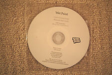 "WET PAINT ""Gone So Long"" + ""Kennedy Hair"" - 2 track promo CD [ album ""Woe"" ]"