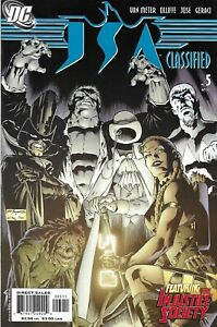 JSA Classified Comic 5 Cover A First Print 2006 Jan Van Meter Patrick Olliffe DC