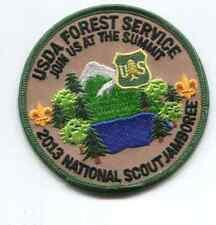 2013 JAMBOREE -FOREST SERVICE PATCH