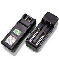 Dual Battery Charger Für 18650 16340 26650 Rechargeable 3.7V Li-ion Ladegeräte