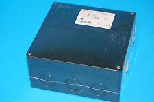 Spelsberg Abox-i 160-L/sw Verbindungsdose schwarz 1 Stck. AP IP65 Abzweigdose
