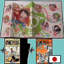 ONE PIECE VARIANT COVER ESCLUSIVA GIAPPONESE +VOL.1 + NOVEL NUOVO JP