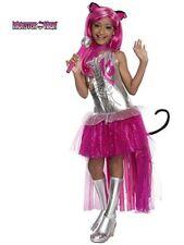 Girls Monster High 13 Wishes CATTY NOIR  Costume