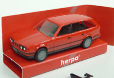 Herpa 1:87 Nr. 020961 BMW 525i Touring rot in OVP (A566)