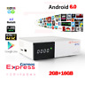 GTMEDIA GTC Android 6.0 Smart TV Box Amlogic 4K Quad Core H.265 HD Medien 2+16GB