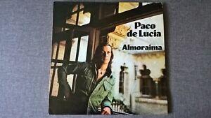 PACO DE LUCIA - ALMORAIMA .        LP.
