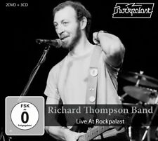 Richard Thompson Band - Live At Rockpalast (NEW 3 x CD, 2 x DVD)