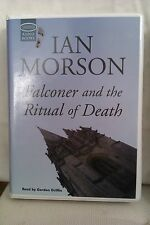 Falconer and the Ritual of Death  by Morson: Unabridged Cassette Audiobook (QQ4)