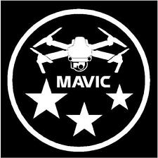 DJI Mavic Pro Drone Stars Window / Hard Case Decal Sticker - Buy 2 Get 1 FREE