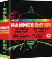 Nuevo Martillo - Volumen 3 - Sangre Y Terror - Edición Limitada Blu-Ray