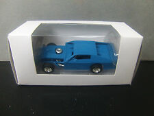 RARE Blue Blank Dirt MODIFIED 1/64 ADC