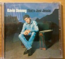 That's Just Jessie / Correct Me If I'm Right By Kevin Denney On Audio CD