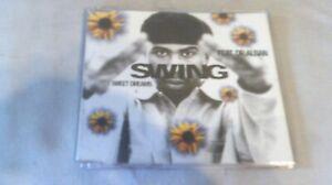 SWING / DR ALBAN - SWEET DREAMS - 4 MIX CD SINGLE