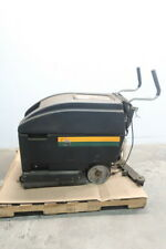 Nss Wrangler 2008ab Compact Automatic Scrubber 20in Tufted 24v Dc