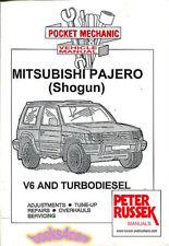 MITSUBISHI PAJERO SHOGUN SHOP MANUAL SERVICE REPAIR 1993 1998 1997 1996 1995 94