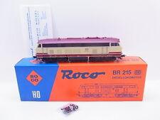 LOT 36301 | Schöne Roco H0 04151 C Diesellok BR 215 der DB in OVP