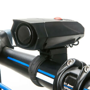 Ultra Loud Cycling Horns Bike Bicycle MTB Handlebar Ring Bell Horn Siren