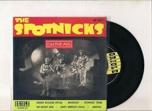 THE SPOTNICKS on the air pressage UK : rare 6 titres
