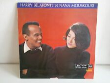 NANA MOUSKOURI HARRY BELAFONTE Chants de la Grece 445031